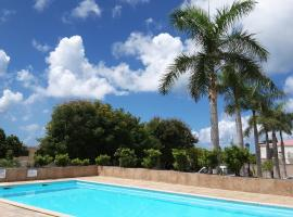 Prime located one bedroom A/C apartment with pool, Philipsburg