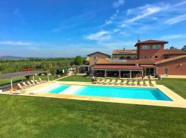 Apartment Bozzone La Residenza Viola, Braccagni