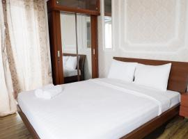Minimalist Studio Room Saveria Apartment near AEON Mall By Travelio, Tangerang