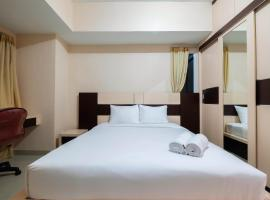 Cozy Studio Room Grand Dhika Apartment By Travelio, Bekasi