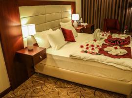 Kirkuk Plaza Hotel, Ḩişār Şaghīr Muḩammad