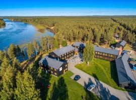 Arctic River Lodge, Tärendö