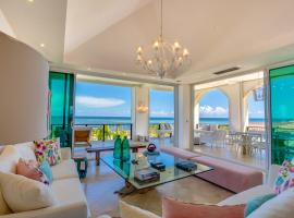 Luxury Beach Penthouse Chef + Cleaning incl - Cap Cana, Punta Cana