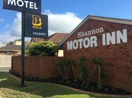 Shannon Motor Inn, Джилонг