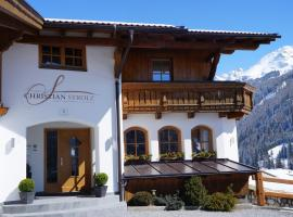 Pension Strolz, Sankt Anton am Arlberg