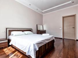 Apartment on Qunayeva 35, Astana