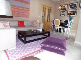 L'appartement des artistes, Gamarth