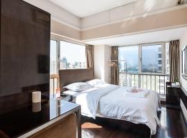 Nice One Bedroom Near Olympic Sports Center, Тяньцзинь