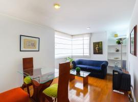 nice apartment near the park of 93, Bogota