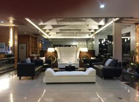 Techno Park Hotel, Timbao