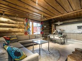 Levikaira Apartments - Log Cabins, Леви