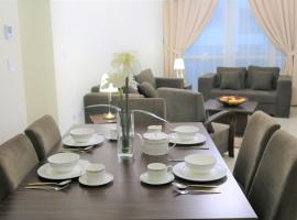 SEA VIEW FULLY FURNISHED 2BD -WEST BAY, Ad-Dauha