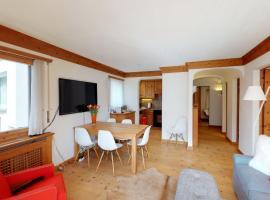 Apartment Bellavista, St. Moritz