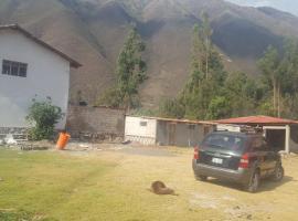Casa camping urugua, Urubamba