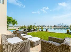 Kennedy Towers - Signature K Villa Beach Mansion, Dubaï