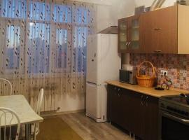 Apartment on Mangilik 51, Astana