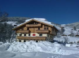 Pension Enzian, Saalbach