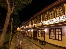 BAYEZİD HAN KONAK, Amasya