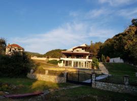 Villa Totovski, Gradmanci
