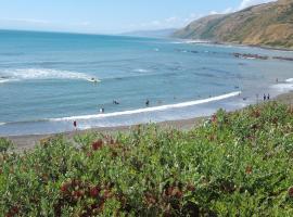 Beachfront 30mins from Wellington, 惠灵顿
