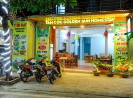 Tam Coc Golden Sun Homestay, Ninh Binh