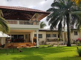 Villa HELENA, Agbalé Pédo