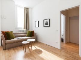 Brera Apartments in San Babila, Milaan