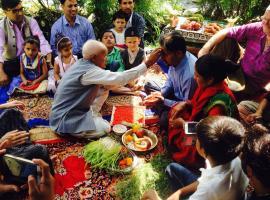 Jiban's Eco-Lodge Majthum, Kāskī