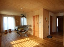 Holzpalais - Penthouse