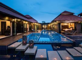 Zen Oasis Chiang Mai Villa, Saraphi