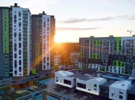 Leonardo Apartments, Минск
