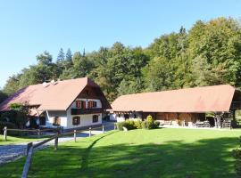 Turistična kmetija šeruga, Novo Mesto