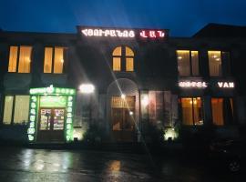 Van Hotel Goris, Goris