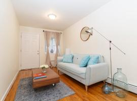 Private Garden 2 Bedroom apartment, Brooklyn