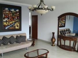 Lujoso Depar. Ceibos, Guayaquil opcional trasladose y turismo, Guayaquil