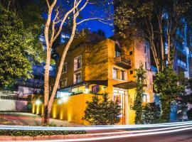 Hotel Emaus Bogotá, Bogotá