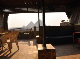 Star Pyramids View, Cairo