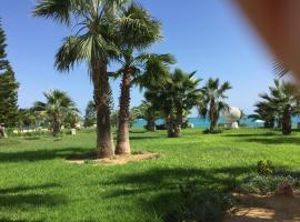 Appartement Pieds Dans L'eau, Al-Hammamat