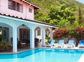 Reduit House, Rodney Bay Village
