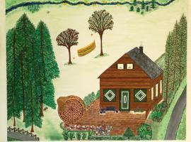 Haus Hofswald modernisiert und großer Garten