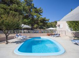 The Olive Grove Villa/PrivatePool, Theologos