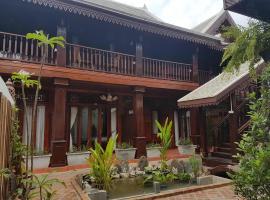 AKIRA Heritage, Luang Prabang