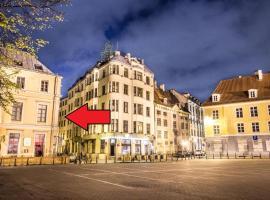 Oldtown Palasta Apartments, Riga