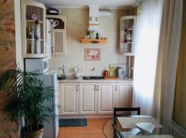 Lovely Studio in the Heart of the City, Vinnytsya