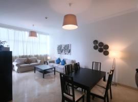 Four Bedroom Beachfront JBR walk apartment, Dubaï