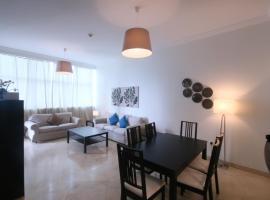 Four Bedroom Beachfront JBR walk apartment, Dubai
