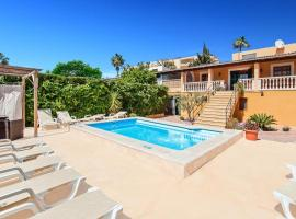 Port d'Alcudia Villa Sleeps 12 Pool Air Con WiFi, Port d'Alcudia