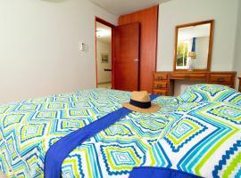 Apartamento Rodadero - Cerca al Mar SMR296A, Puerto de Gaira