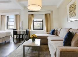 Beekman Tower Studio Executive Suite #3 Apts, Nowy Jork
