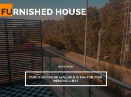 Furnished Property For Events Guest, Karāchi